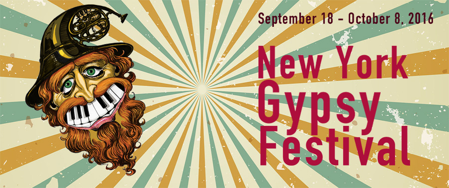 The 12th Annual NY Gypsy Festival