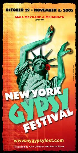 New York Gipsy Festival